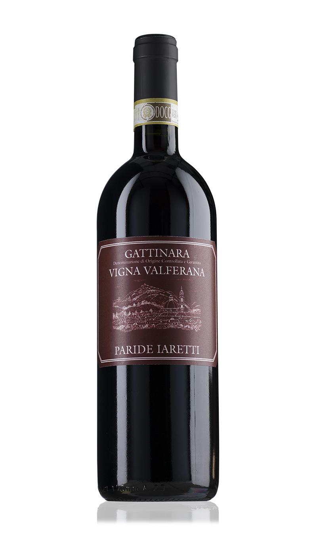 vino rosso Gattinara Piemonte docg Valferana