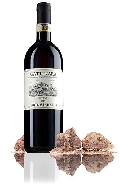 Vigna vino rosso Nebbiolo